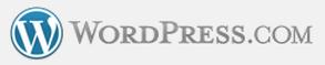 WordPress dot com logo