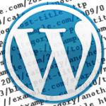 WordPress code logo thumbnail