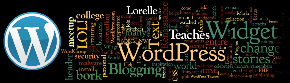 lorelle teaches wordpress learn