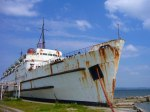 ship old boat