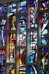 stain glass window-Assumption_Church_(15),_August_2009